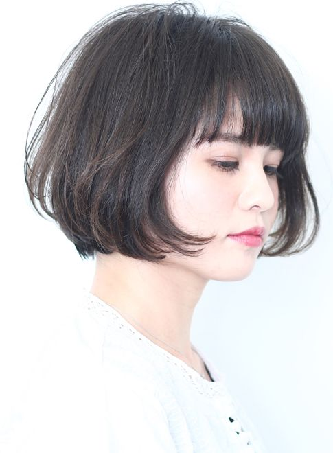 ◇大人キレイなシンプルショートボブ◇ 【BEAUTRIUM GINZA】 http://beautynavi.woman.excite.co.jp/salon/26637?pint