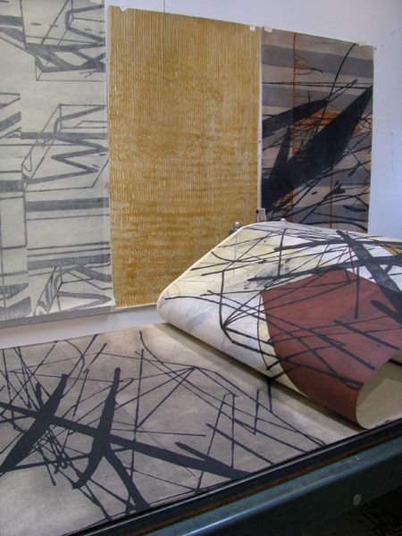 Collagraph, Multi-Plate Mono Printing, Woodblock, Mural Printing & Etching Workshops in Vermont | Sarah Amos Studio