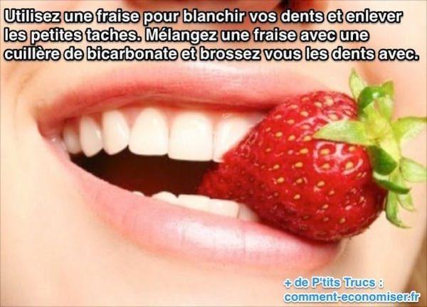 Les 7 Astuces Efficaces Pour Blanchir Ses Dents Naturellement Blanchir Les Dents Naturellement Blanchir Les Dents Et Astuce Dent Blanche