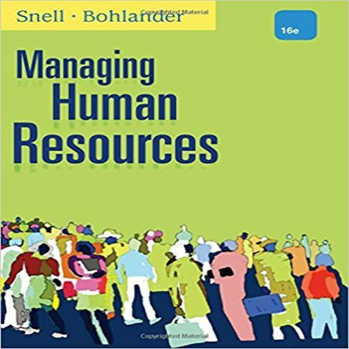 11 best torrent ebooks images on pinterest tutorials pdf and the test bank for managing human resources 16th edition by snell fandeluxe Choice Image