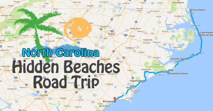 Best Beaches Near Elizabeth City Nc