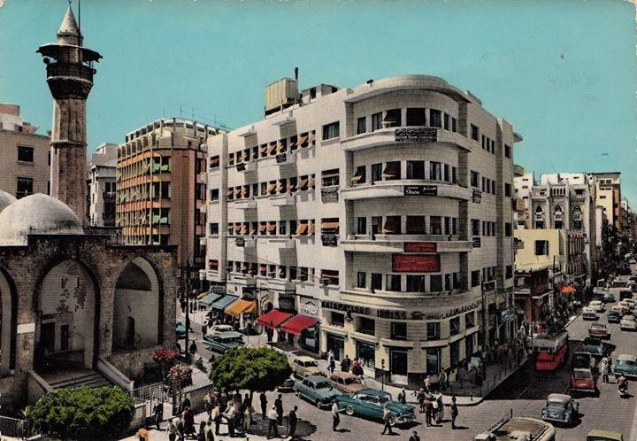 Old Beirut, Lebanon