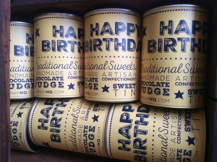 The Happy Birthday Tin