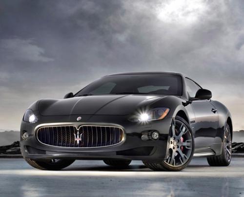 Really Nice Car. Maserati Granturismo ...