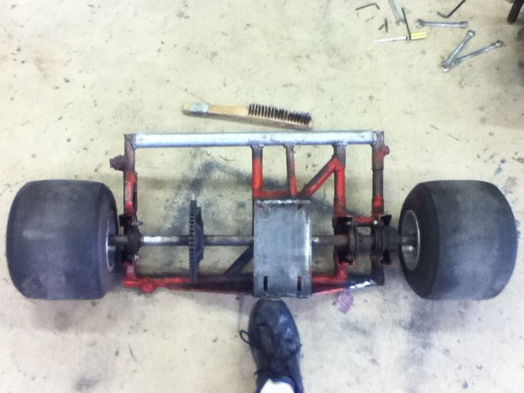 How To Build A Wheelbarrow Go Kart - WoodWorking Projects & Plans