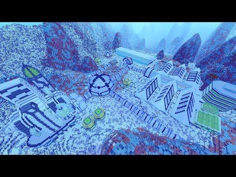 WORLD'S BIGGEST UNDERWATER REDSTONE HOUSE! - YouTube