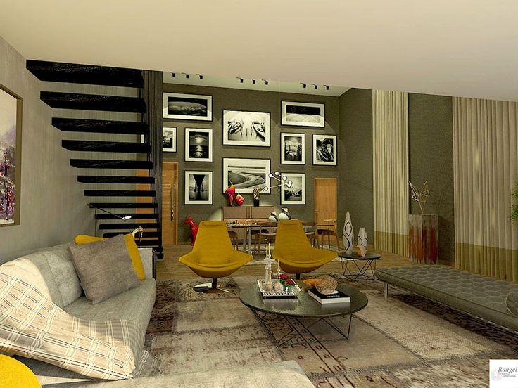 Die besten 25+ Poltrona preta Ideen auf Pinterest Blau - edle gardinen wohnzimmer 2