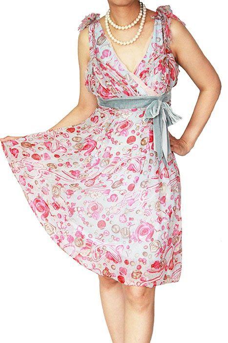 Sweet playful outfits. Brand: Annasui // www.ladyseoulshop.com