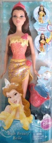 Disney princesse belle bain, figurine. Spécial 15.99$ Achetez-le info@laboiteasurprisesdenicolas.ca 450-240-0007