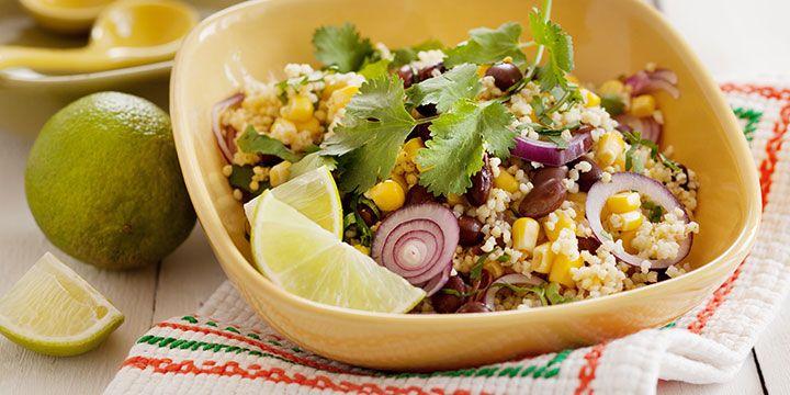 KochAbo.at - Mexikanischer Quinoa-Salat