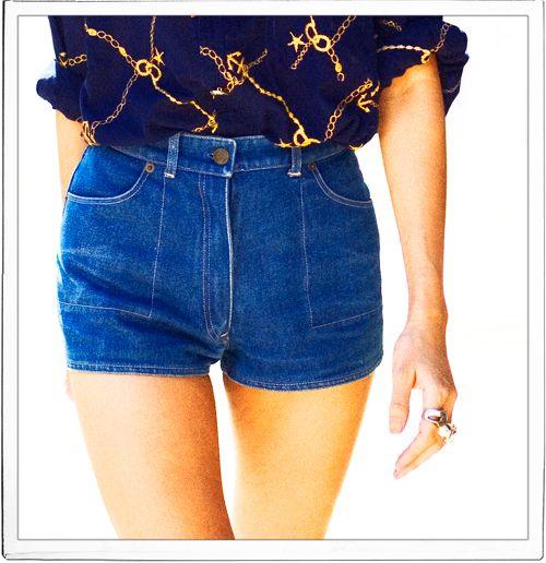 garance: Jean Shorts, Summer Style, Minis Shorts, Garance Doré, Denim Shortskirt, Jeans Shorts, Minishort, Summer Shorts, Hand Guarantee