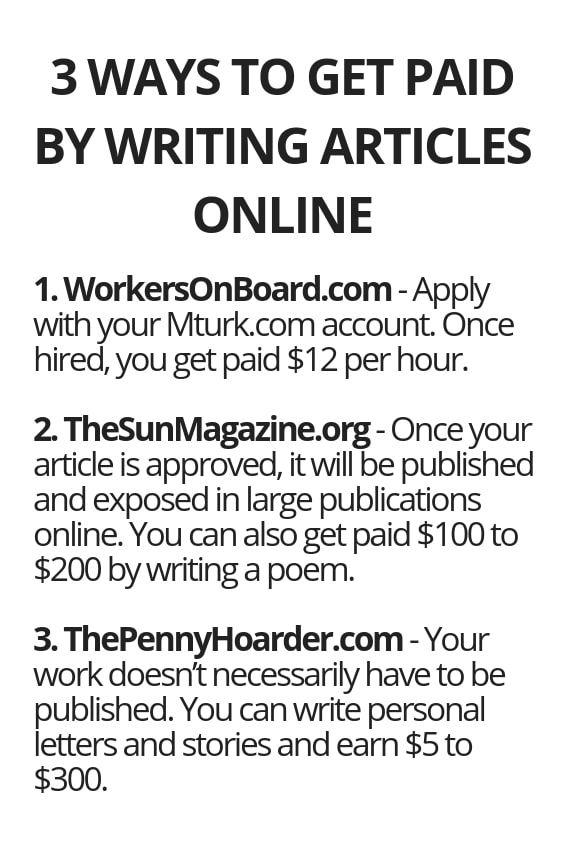 writing platforms that pay