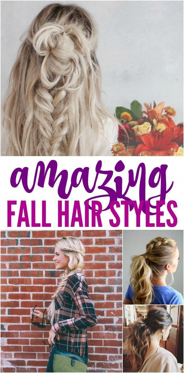 Amazing fall hair styles and trends for women trending hairstyles