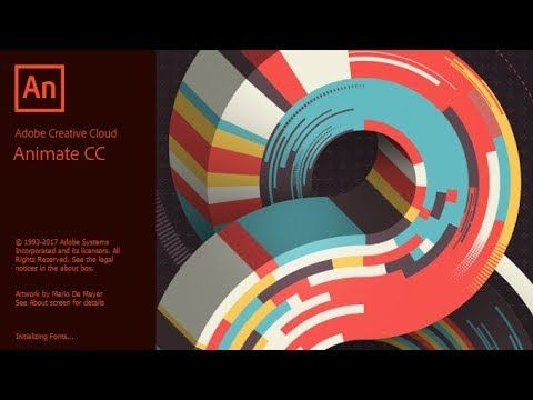 Adobe Animate CC 2018 trailer Graphic Design Pinterest Adobe