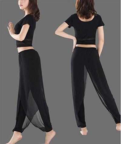 a927525bd6719 Huateng Conjunto de Yoga Modal
