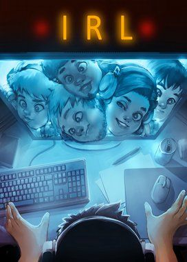 Twitch is another livestreaming platform that started with streaming online gaming, and has since expanded into a social collaboration (twitch plays pokemon), art being drawn, and people who just stream their everyday lives.  (artist credit unknown)