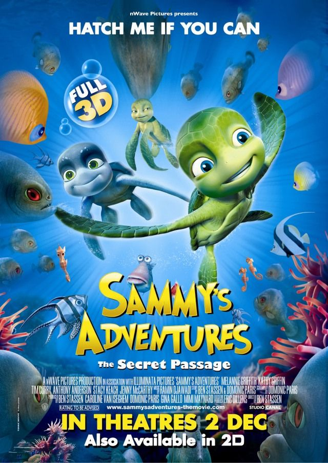 *2010 - Sammy's Adventures: The Secret Passage | Las aventuras de Sammy