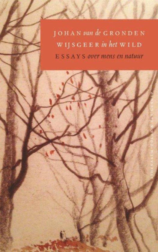 Wijsgeer in het wild (ook ebook)