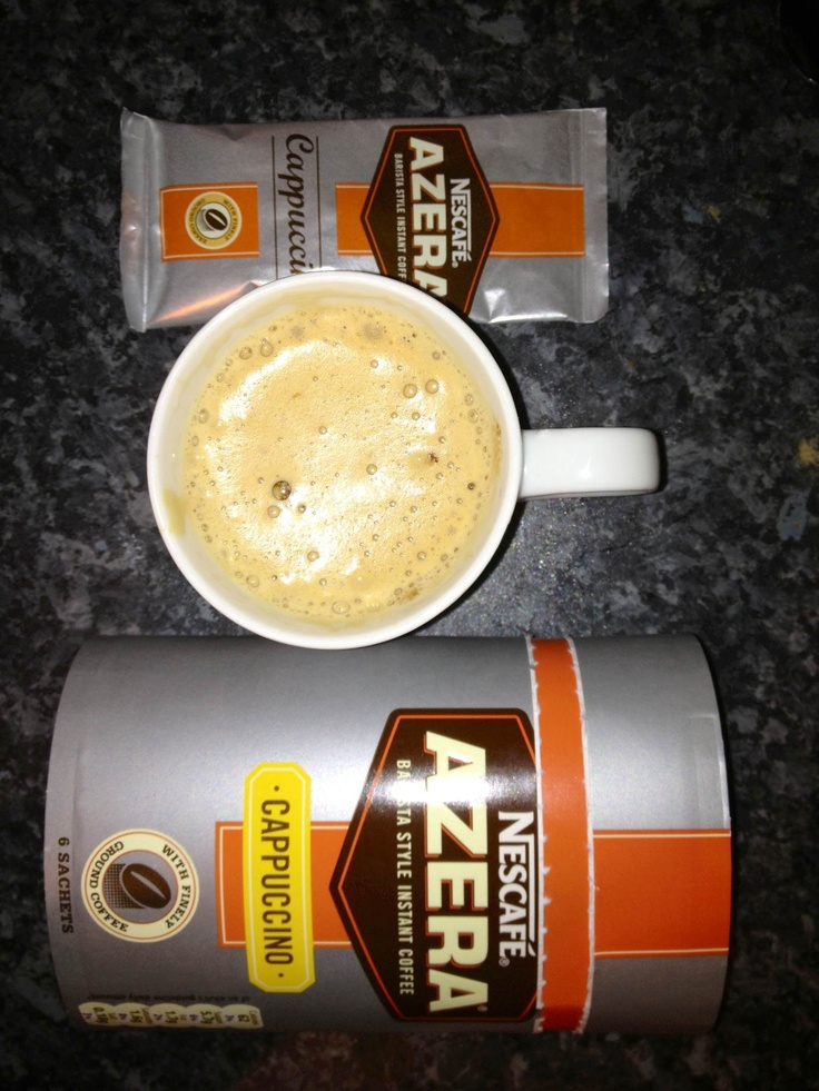 Frothy coffee gotitfree Nescafe, Instant coffee, Barista