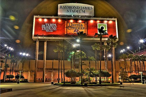 Raymond James stadium entrance | Flickr - Photo Sharing!