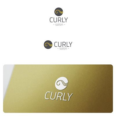 Logo suitable for Hair Salon, Hair Products, Hair Studio, Professional Haircare, Hair Designer, Stylists or Barbers and more.