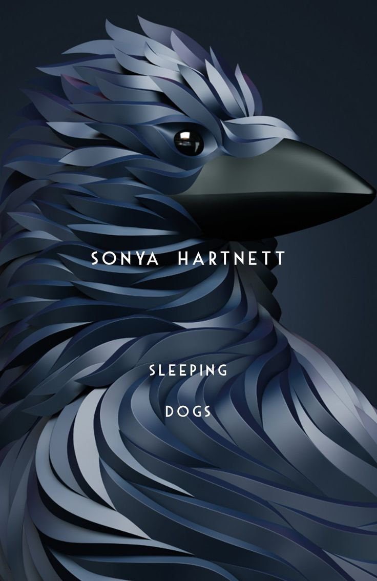 #CoverReveal: Sleeping Dogs - Sonya Hartnett, AUS
