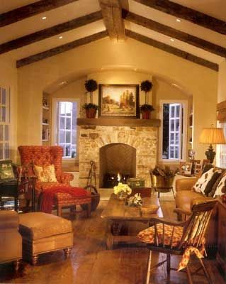 1000 Images About Fireplace With Windows On Pinterest