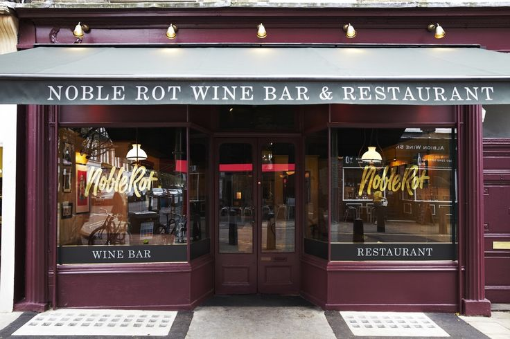 Noble Rot - wine bar started as a wine magazine
