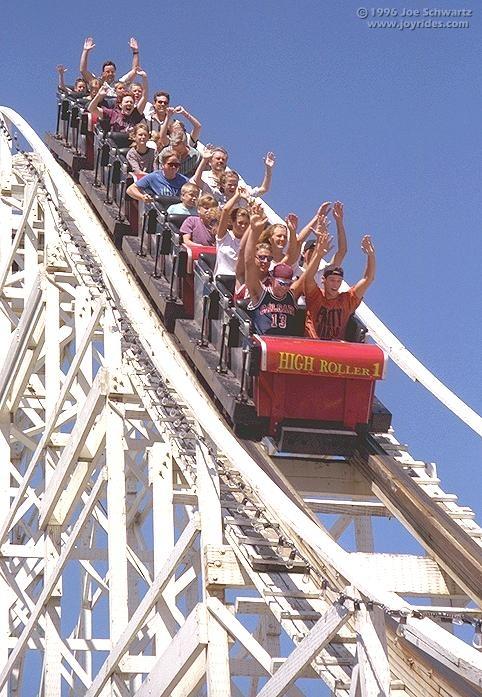 High Roller Valley Fair MN