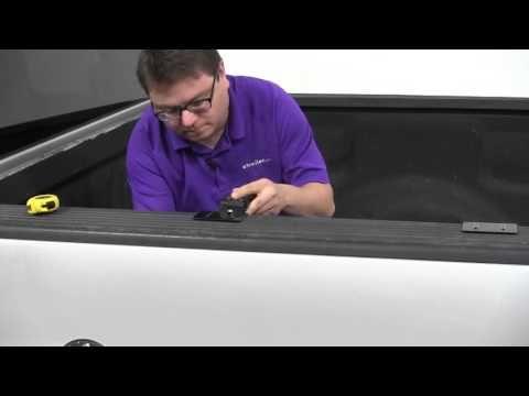 Review of the Inno Velo Gripper Truck Bed Bike Rack - etrailer.com - YouTube