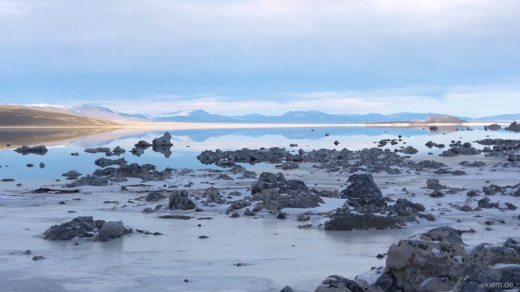 Mono Lake, CA, Winter, http://www.ekiem.de/2016/01/travel-westcoast-tour-bilder-post.html