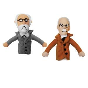 Sigmund Freud   Carl Jung now featured on Fab.