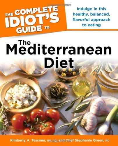 235 best books by dietitians nutritionists images on pinterest wellness the complete idiots guide to they mediterranean diet 2010 by kimberly a fandeluxe Images