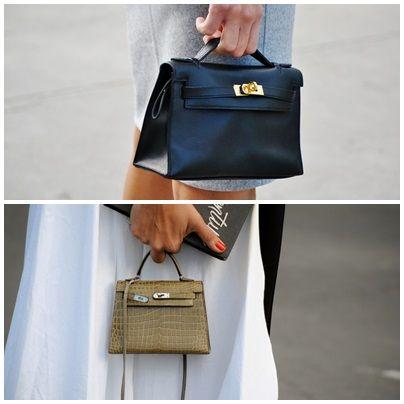 Mini Hermes Kelly Bag