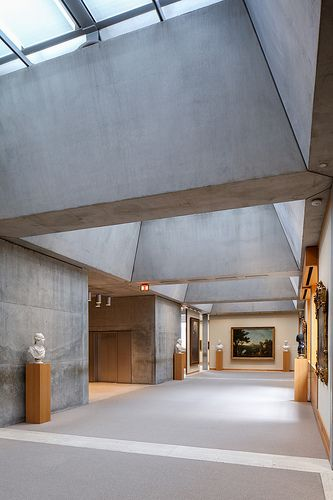 Yale Center for British Art - Louis Kahn