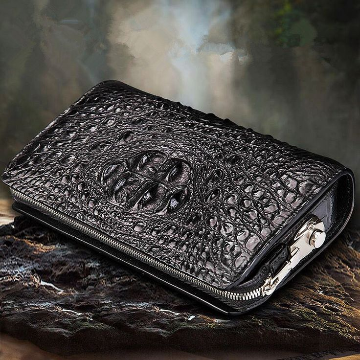 Crocodile Wallet and Alligator Wallet for Men