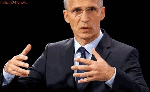 NATO Chief Jens Stoltenberg Says Cyberattacks a Call to Arms