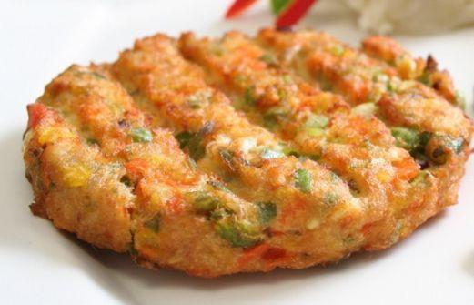 Συνταγή: Μπιφτέκια λαχανικών χωρίς λάδι!