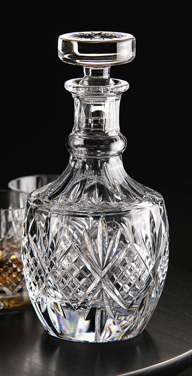 Waterford O'Malley Spirit Decanter