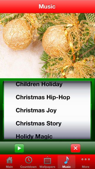 Christmas All-In-One (Countdown, Wallpapers, Music) on the App ...