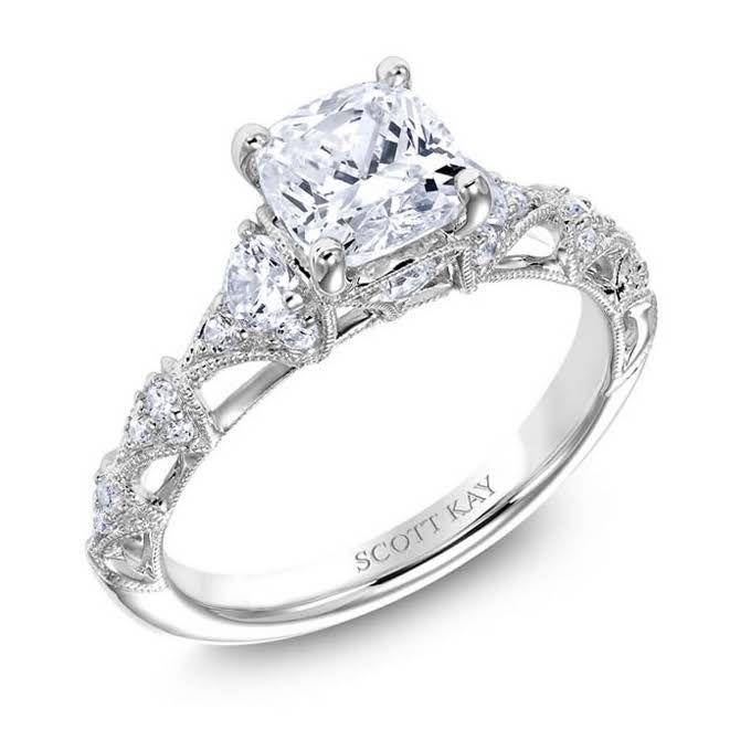 Scott Kay - M2566R515 - Engagement Ring