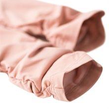 Wrinkled leggings dove peach / houseoflola.se