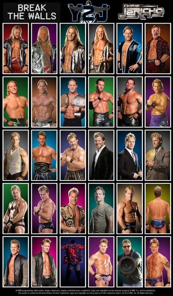Twitter / ralphregis09: @IAmJericho An evolution of ...