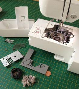 Sewing Machine Maintenance.