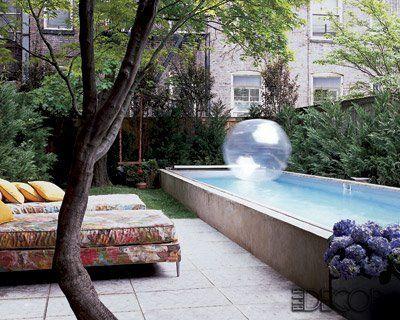 La Dolce Vita: Cynthia Rowley's Manhattan Oasis