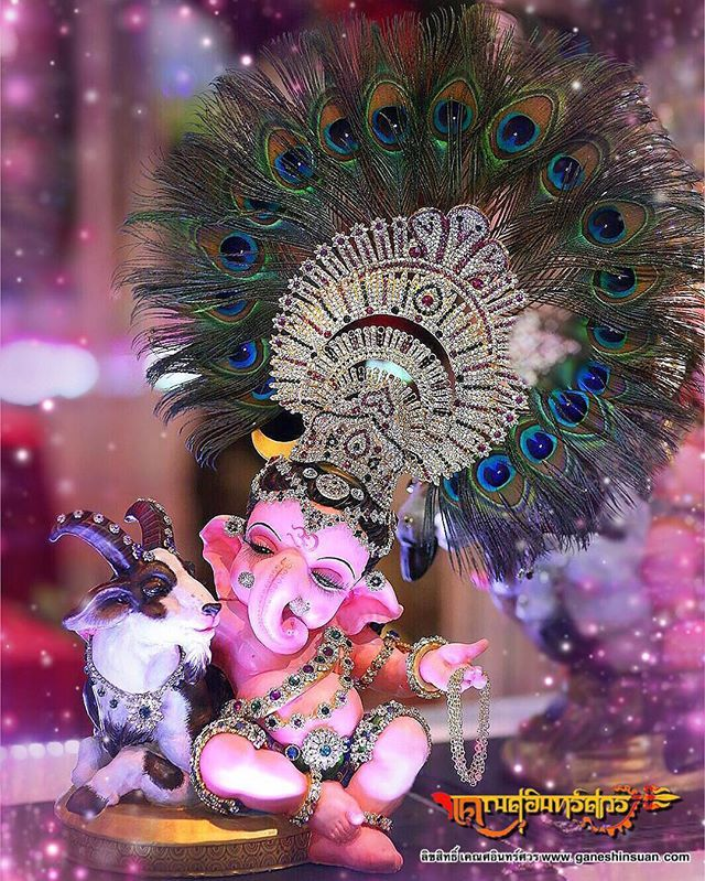 May Lord Ganesha bless all of us and bring a lot of happiness good health and success for all of is.....Ganpati Bappa Morya Mangal Murti Morya
