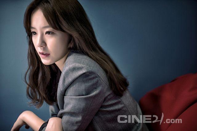 Jung Yumi // Cine21