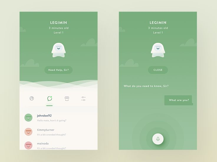 Mondo Personal Assistant Feature by Ghani Pradita