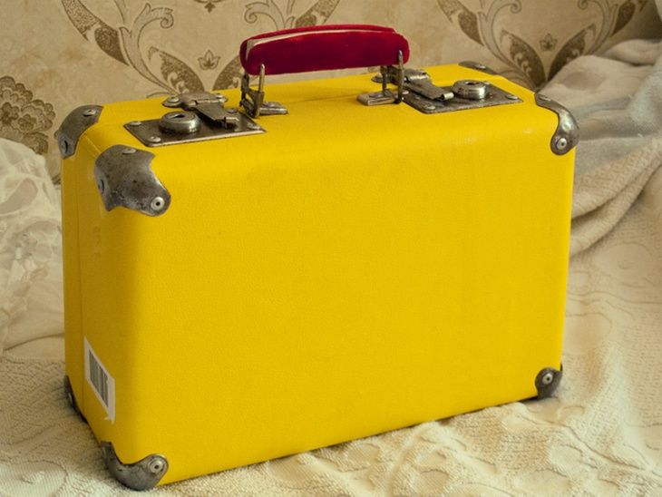 Советы по упаковке чемодана от Анири Кинтевс +комментарии
