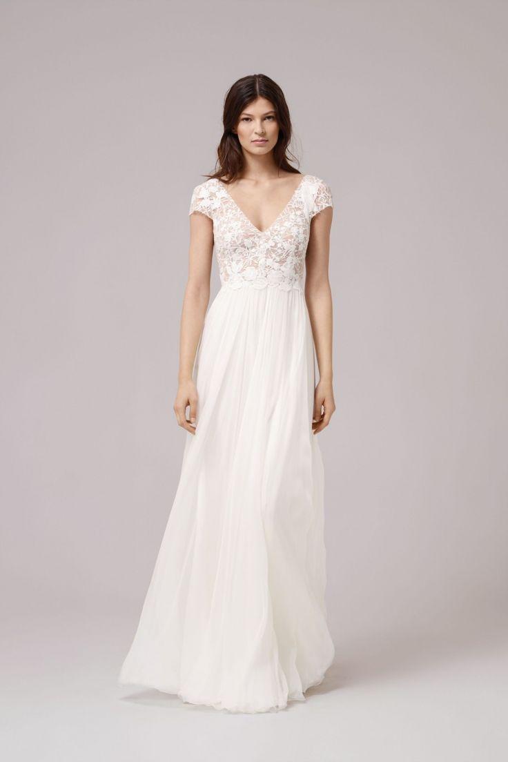 BLAU - Brautkleider Anna Kara #brautkleider  Trendy wedding